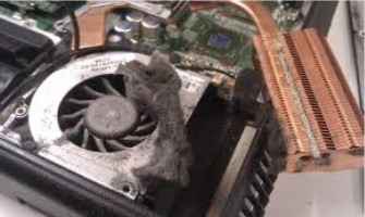 تاثیرات گرما و گرد و خاک بر لپ تاپ