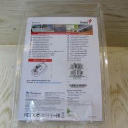 ماوس بي سيم جنيوس مشکی مدل Genius NX-7015 wireless Mous  | NX-7015