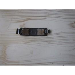 سوکت سیم کارت همراه فلت گوشی   ASUS ZENFONE 5
