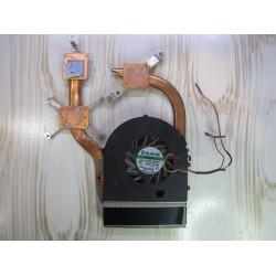 DELL XPS M1530 Notebook fan and heatsink/ هیتسینک و فن خنک کننده نوت بوک دل XPS M1530