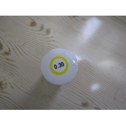 توپ قلع (بال) 0.300 میلیمتری سفید