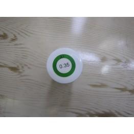 توپ قلع (بال) 0.350 میلیمتری سفید