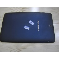 قاب پشت (درب پشت) تبلت لنوو  سورمه ای| Lenovo A3500 Tablet