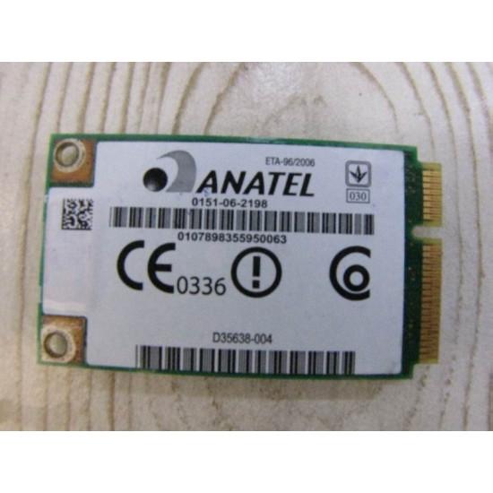 کارت  وایرلس-وای فای نوت بوک | ANATEL Wireless-Wifi