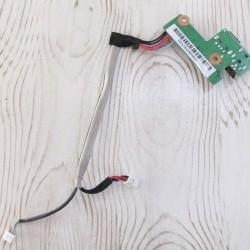 برد سوکت شارژ و یو اس بی نوت بوک اچ پی | HP DV6000 notbook board USB