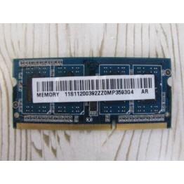 رم نوت بوک Notbook RAM 2GB PC-1600 | 2GB DDR3