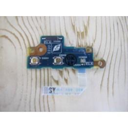 سنسور اثر انگشت نوت بوک Finger print sensor board notbook   ASUS K53SJ