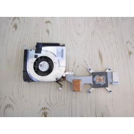 فن و هیت سینک نوت بوک اچ پی | HP DV6000 Notbook Fan & HeatSink