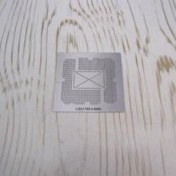 استنسیل ریبان سی پی یو 1156 | BGA Reballing Stencil CPU LGA1156