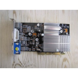کارت گرافیک | Geforce FX5500 256MB AGP DDR Graphic Card