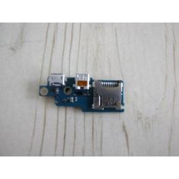 برد شارژ و سیم کارت تبلت لنوو 2109 | Lenovo IdeaTab S2109A-F Tablet board