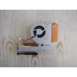 فن و هیت سینک نوت بوک توشیبا |Toshiba TecraS1 Notbook Fan & HeatSink