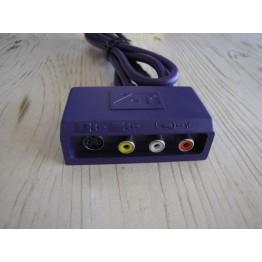 تبدیل خروجی کارت AV به Audio و Video