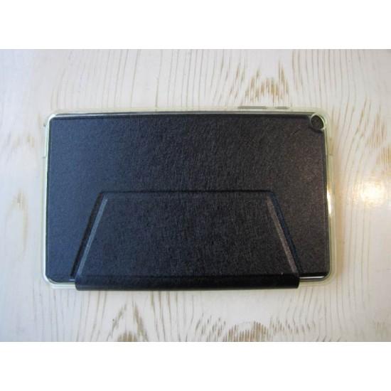 کیف کلاسوری مشکی چرمی تبلت هواوی HUAWEI S8-701W Folio Cover8 | S8-701W