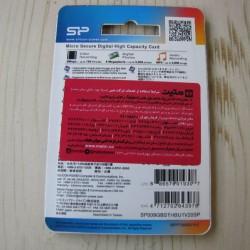 کارت حافظه ميکرو اس دي سيليکون پاور 8گيگابايت | Silicon Power microSDHC 8GB