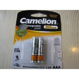 باطری شارژی نیم قلمی 1.2 ولت /  battery chargeable   600 mAh accu  1.2v