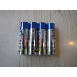 باطری قلمی 1.5 ولت /  battery camelion  1.5v