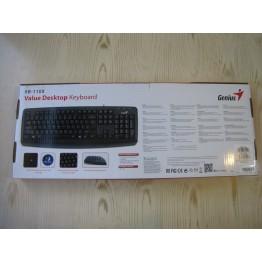 کیبرد جنیوس / Genius keyboard