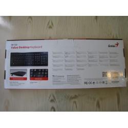 keyboard/ کیبرد جنیوس مدل kb-125