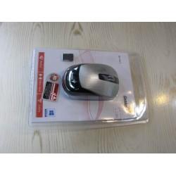 ماوس بي سيم جنيوس نقره ای مدل Genius NX-7015 wireless Mous  | NX-7015