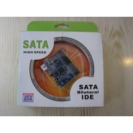تبدیل دو طرفه ساتا به آی دی ای | SATA Bilateral IDE